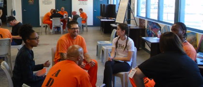 inside-out prison exchange at asu